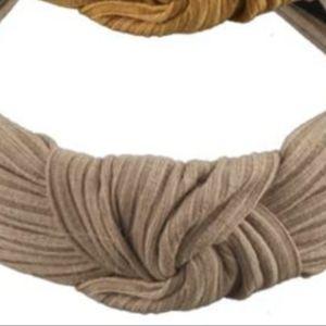 🌷$3 in $15+Bundle🌷1 Headband-Material Wra